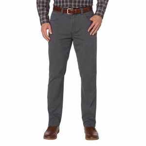 👖NWT G.H. Bass Men's Brushed Twill Pant, 32 x 32